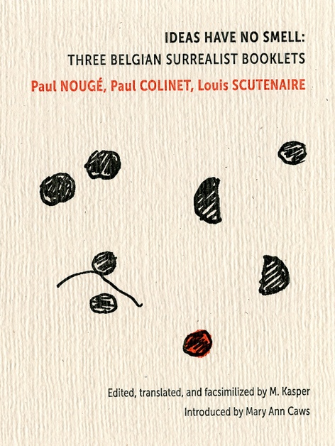 Book Launch: Ideas Have No Smell: