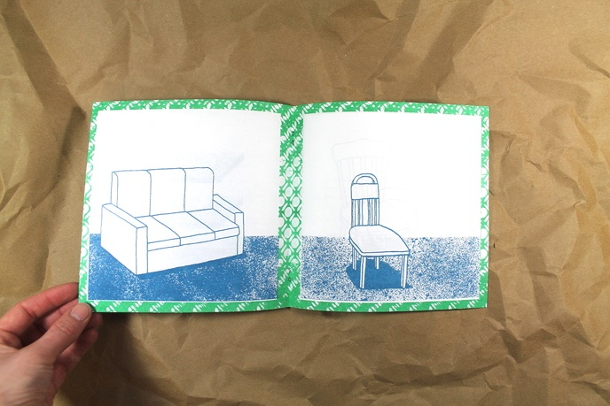 A Catalogue of Blue Chairs thumbnail 4