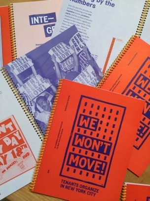 We Won't Move : Tenants Organize in New York City