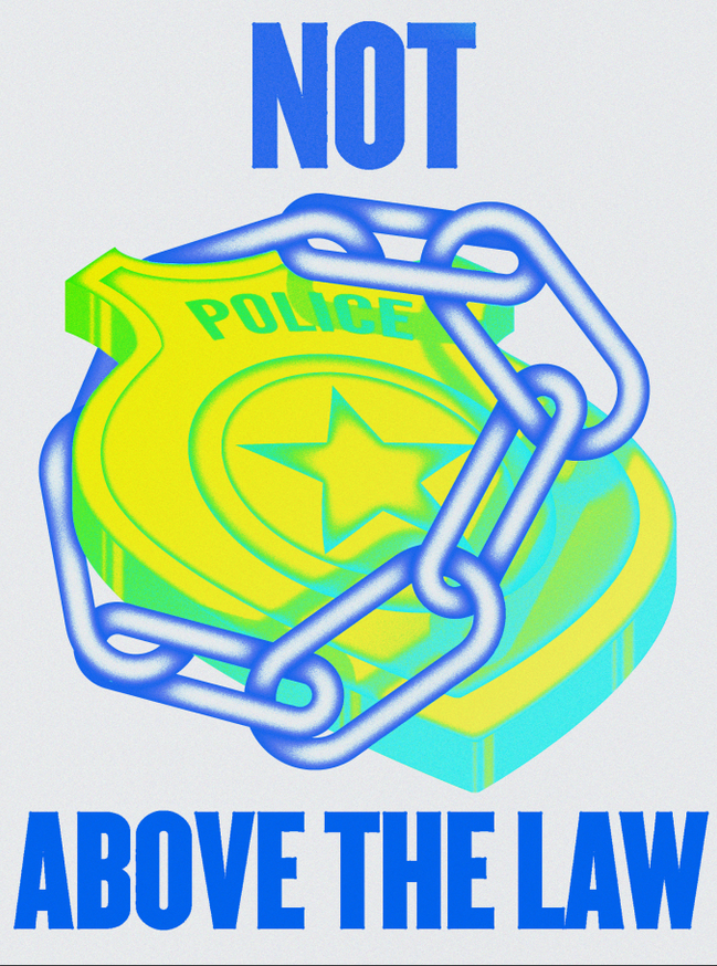 NOT ABOVE THE LAW