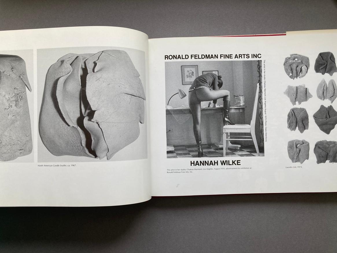 Hannah Wilke : A Retrospective thumbnail 3