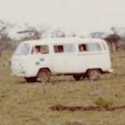 On Safari, 1976