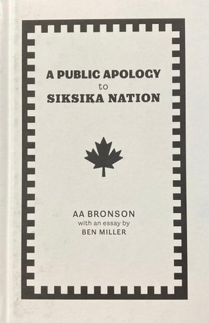A Public Apology to Siksika Nation