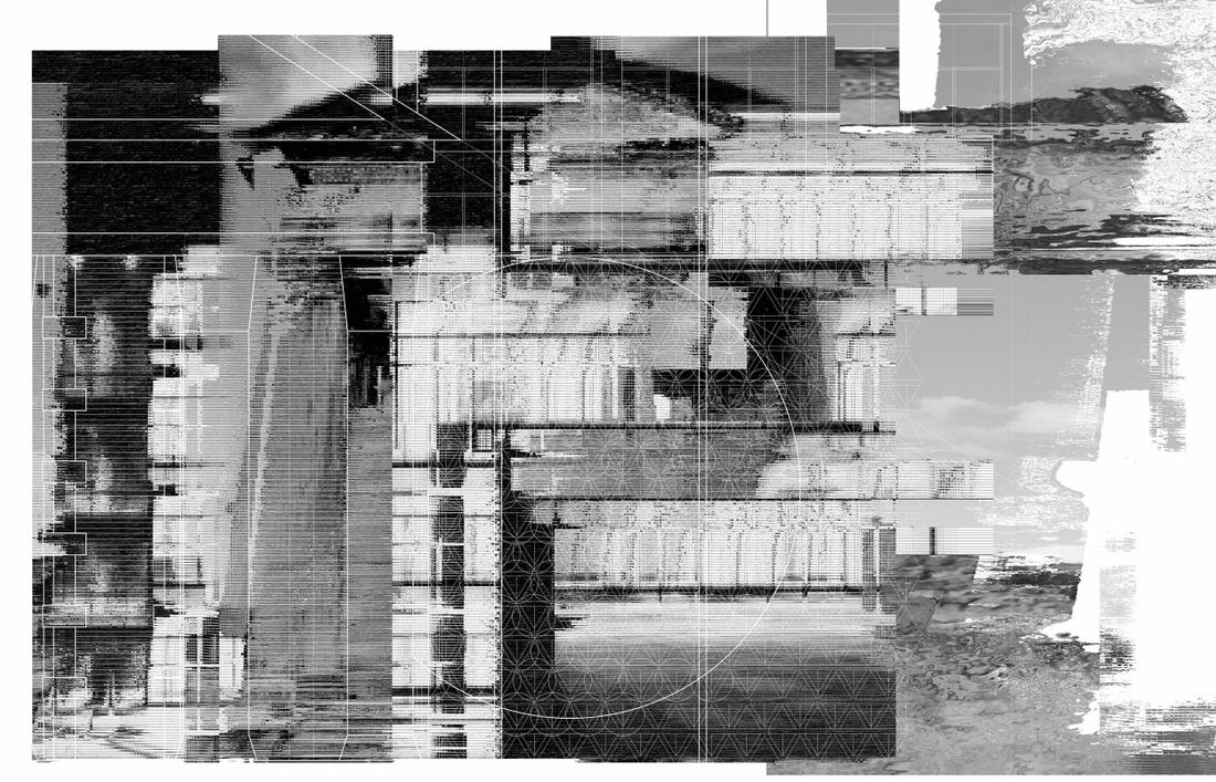 Collage on Yale University Art Gallery