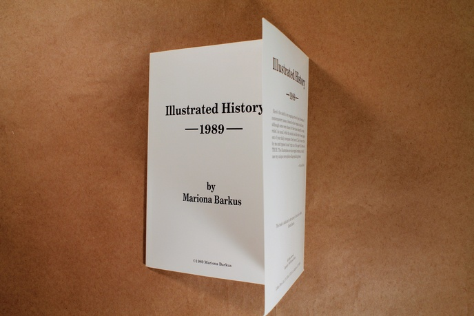 Illustrated History 1989