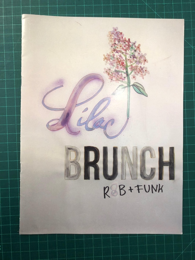 Lilac Brunch