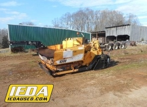 Used 2006 Leeboy 8500T For Sale