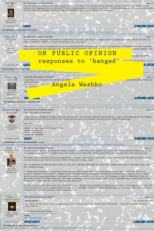 On Public Opinion : Responses to BANGED