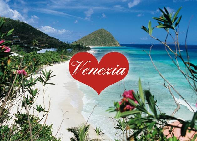 Venezia Postcard Set