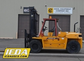 Used 2004 Caterpillar DP150 For Sale