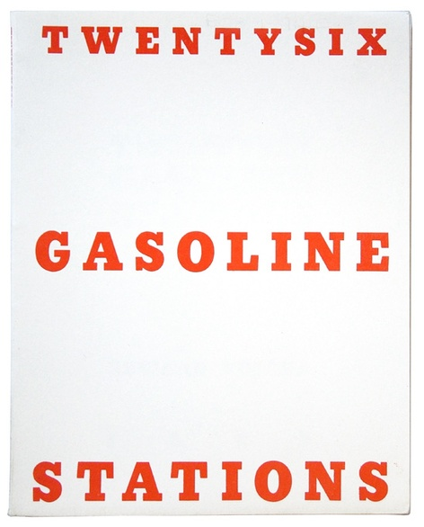 Signing for Michalis Pichler's TWENTYSIX GASOLINE STATIONS
