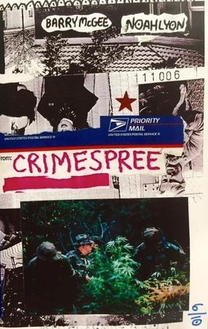 CRIME SPREE