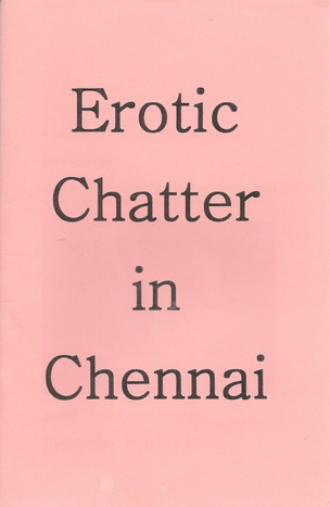 Erotic Chatter In Chennai