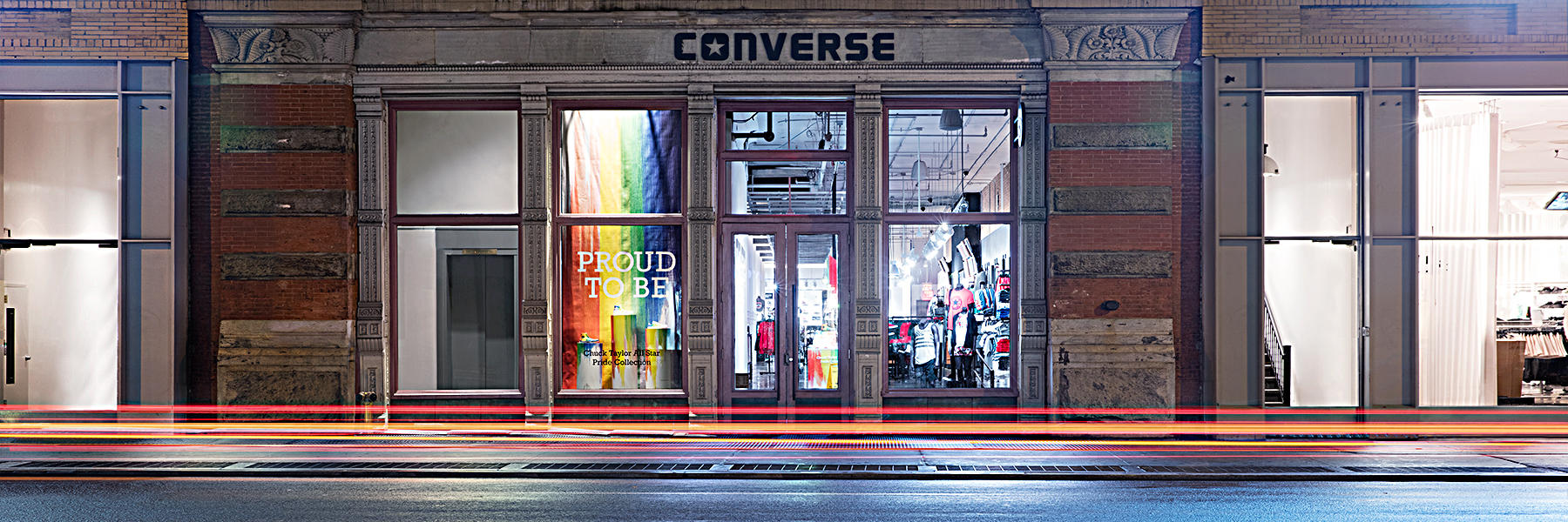 boutique converse a soho