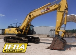 Used 2014 Kobelco SK500 LC-9 For Sale