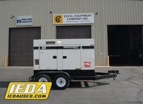 Used 2011 Multiquip DCA85USJ2C For Sale
