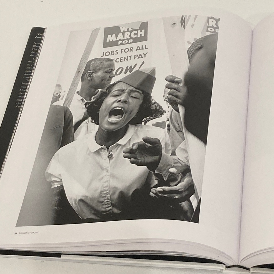 Leonard Freed: Black in White America 1963–1965 thumbnail 7
