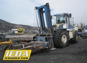 Used  WELDCO BEALES MFG TIRE GRAPPLE For Sale