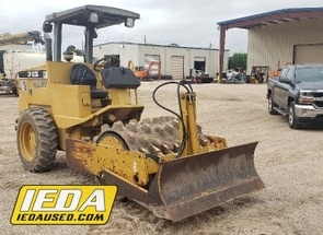 Used 2006 Caterpillar CP-323C For Sale