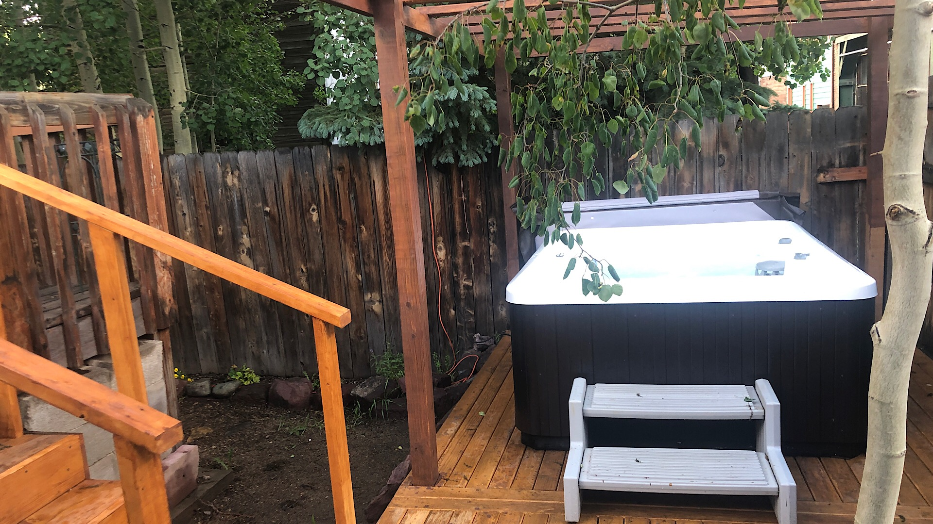 Apartment Room 7-Breakfast  Hot Tubs   Fire Pit photo 20380191