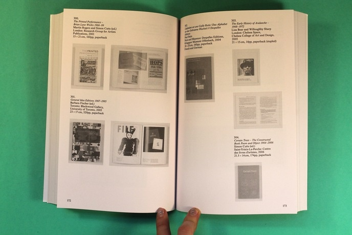 The Book on Books on Artists Books thumbnail 4