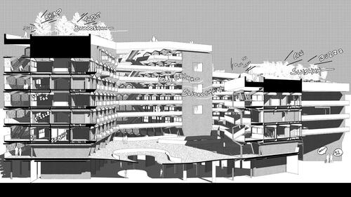 ARCH_Sample_John Trujillo Jinseon Noh_Perspsection2.jpg