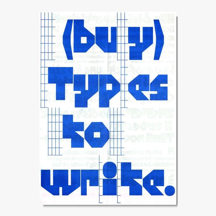 Spécimen Typographique A2 : GIKIT thumbnail 2