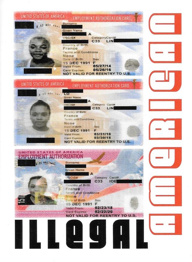 Illegal American