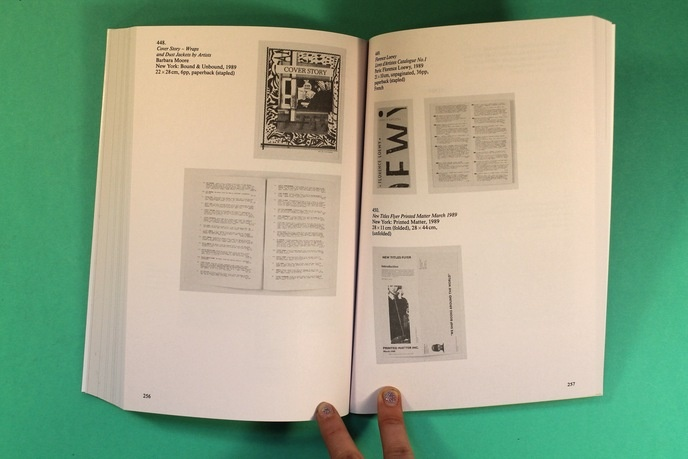 The Book on Books on Artists Books thumbnail 6