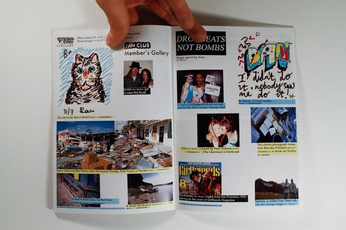 Daniel Battams Fan Club Magazine thumbnail 4