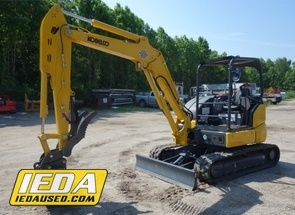 Used 2018 Kobelco SK55SRX-6E For Sale