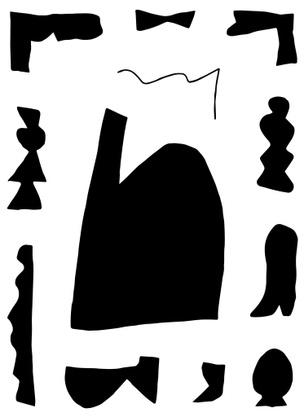 Portrait [Screen Print]