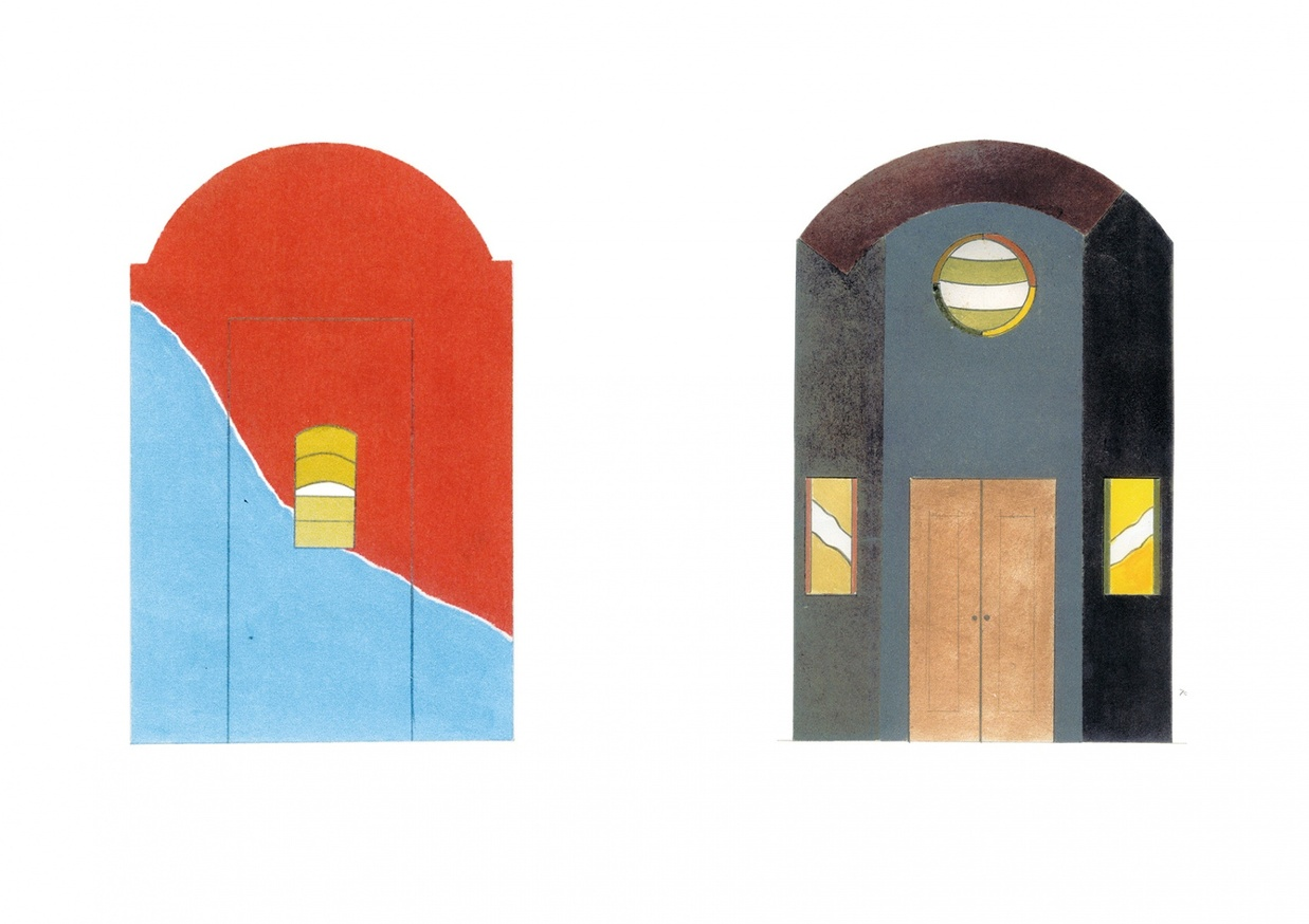 The Chapel Of Barolo By Sol Lewitt & David Tremlett: The Last Eclipse Of The Millennium thumbnail 4