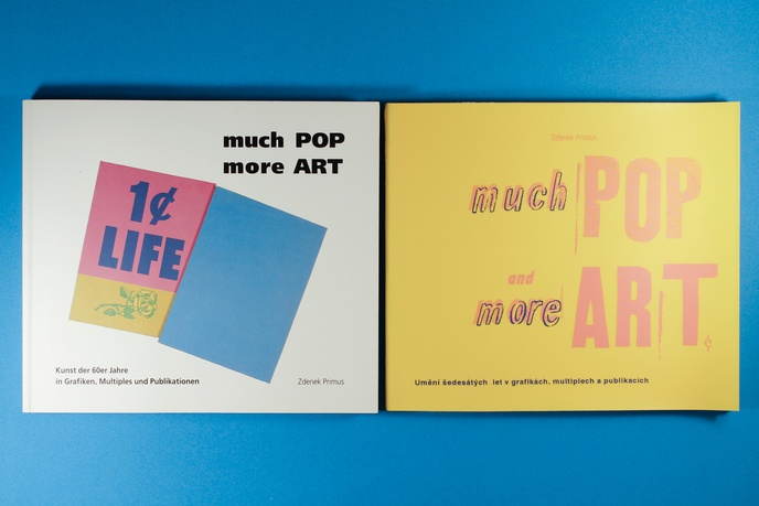 Much Pop More Art : Art of the 60's in Graphic Works, Multiples, and Publications thumbnail 5