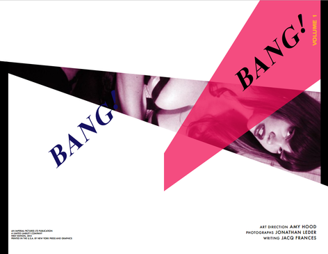 BANG! launch & signing with PAPER WORK NYC