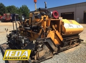 Used 2010 Leeboy 8510 For Sale