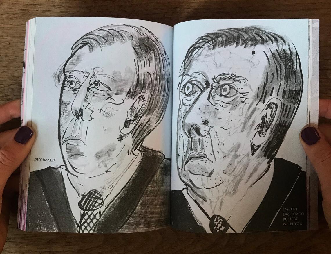 Draw Him to Death: 110 Cartoons of Lindsey Graham thumbnail 5