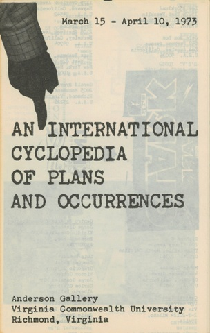 An International Cyclopedia of Plans and Occurrences
