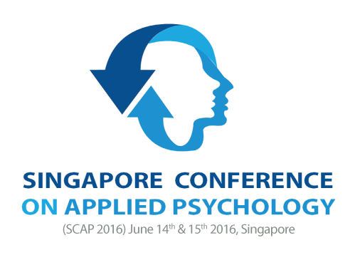 Singapore Conference on Applied Psychology (SCAP 2016)