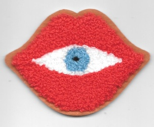 Lip Eye Patch