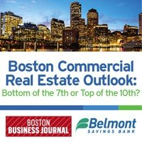 Boston's Commercial Real Estate Market:  Bottom of the 7th or top of the 10th?