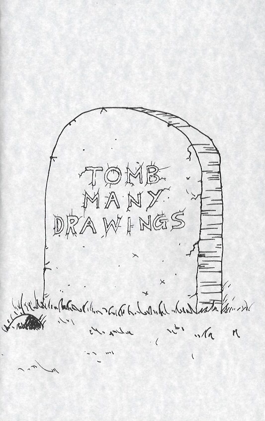 Tomb Many Drawings