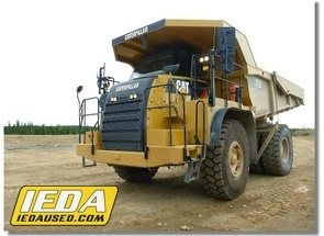 Used 2013 Caterpillar 772 For Sale