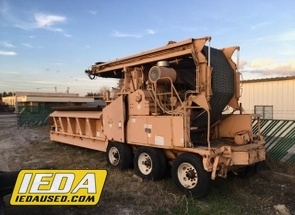 Used 2004 Bandit 3680T BEAST RECYCLER For Sale