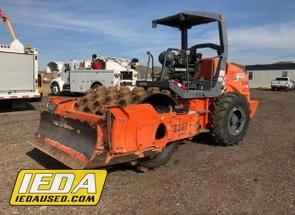 Used 2013 Hamm 3307P For Sale