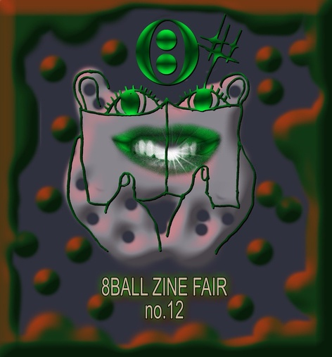8 BALL ZINE FAIR N°12