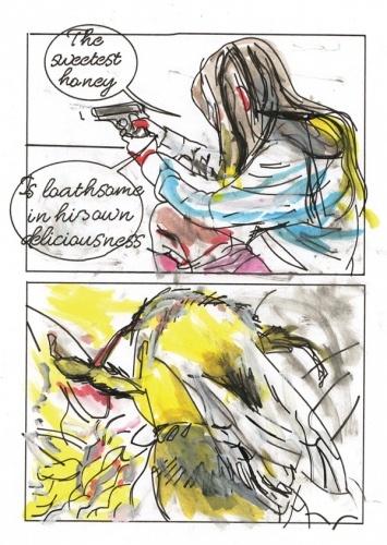 mini kuš! #87 (Violent Delights) thumbnail 5