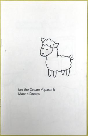Ian the Dream Alpaca