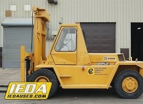 Used 1984 Caterpillar V300B For Sale