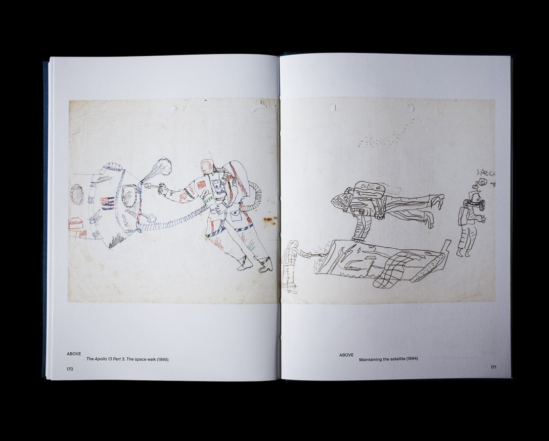War, Astronaut, Death, Violence, Floating Mountain and Roman Soldiers thumbnail 6